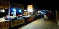 Bangrak Pier Food & Drink Walking Street (ถนนคนเดินท่าเทียบเรือท่องเที่ยวบางรักษ์)