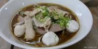 Noodle Soup Maelampa Old Fashion - Maenam (ก๋วเตี๋ยวเรืออยุธยาแม่ลำภา - แม่น้ำ)