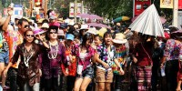 Songkran 2013 (Thai New Year) (13-16 April, 2013)